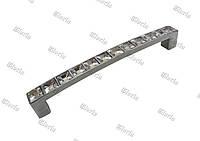 Ручка для мебели с кристаллами FF5/104 -128, фото 1