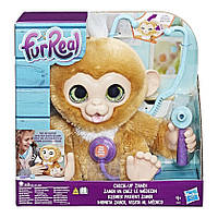 Интерактивная обезьянка Fur real friends Hasbro