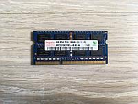 Оперативная память Hynix DDR3 4Gb для ноутбука 4 Гб 1.5v SoDIMM  PC3-10600S 4096MB 1333Mhz ДДР3 (4 Gb)