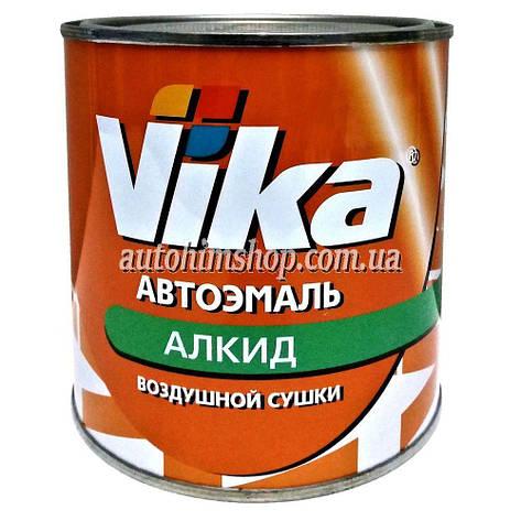 Автоэмаль алкидная Vika Lada 394 синевато-зеленая 800 мл, фото 2
