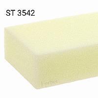 Листовой мебельный поролон марки  ST 3542 80 мм  2000x2000
