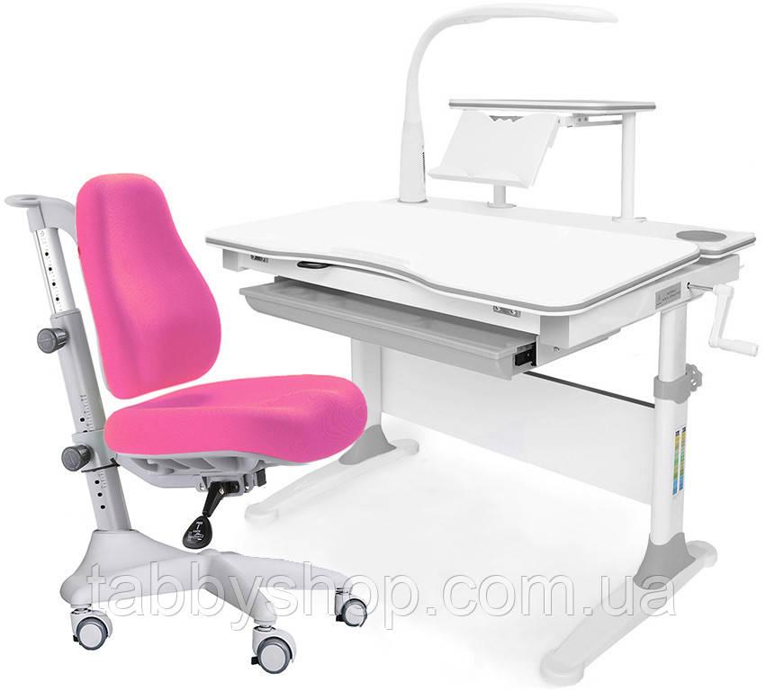 Комплект парта Evo-kids Evo-30 G + кресло Y-528 KP