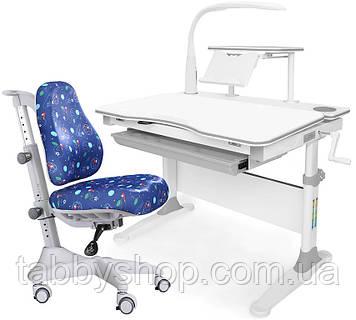 Комплект Evo-kids парта Evo-30 G + кресло Y-528 F