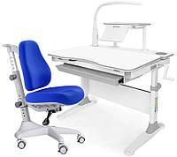 Комплект парта Evo-kids Evo-30 G + кресло Y-528 SB