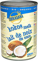 Молоко кокосове Terrasana, 400 г