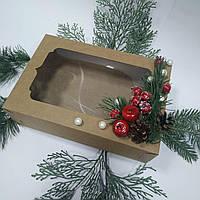 Коробка подарункова 250х170х80 мм., фото 1