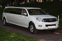 Лимузины на свадьбу Винница Great Wall Hower 2010 г.