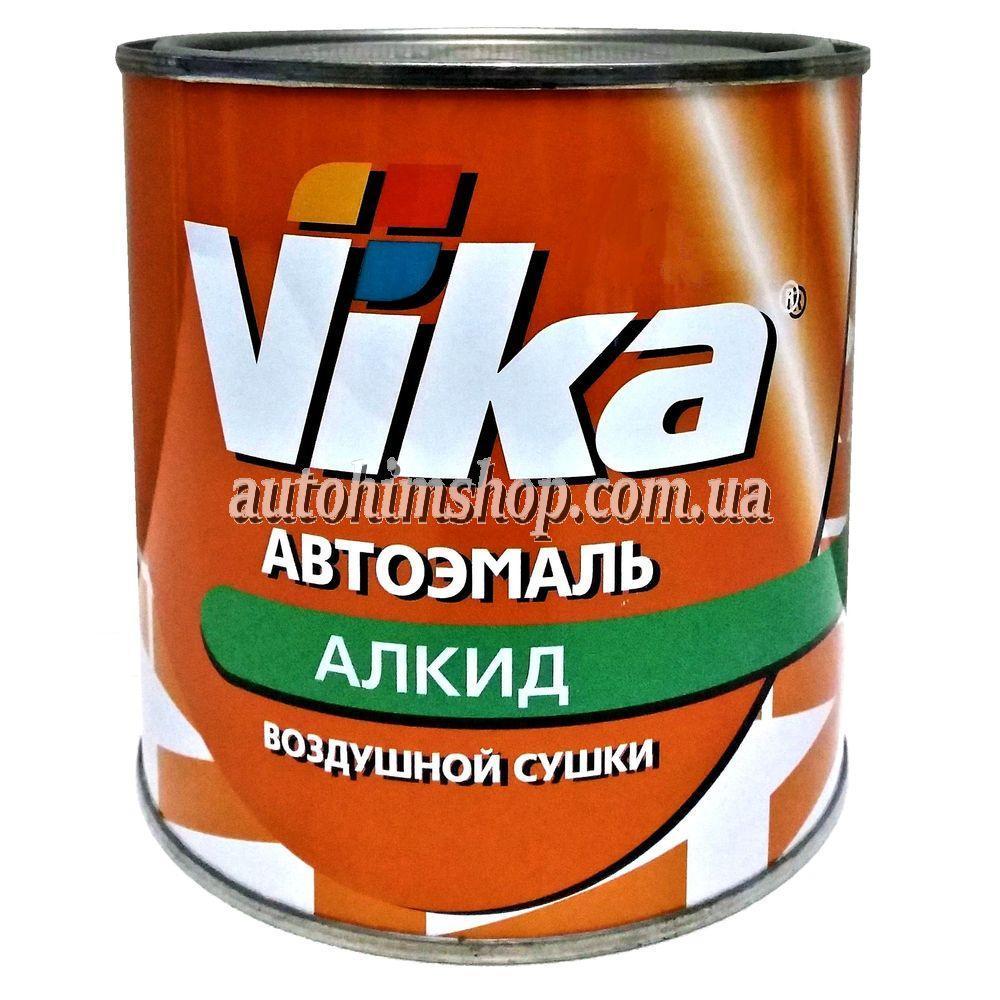 Автоэмаль алкидная Vika Lada 601 черная 800 мл