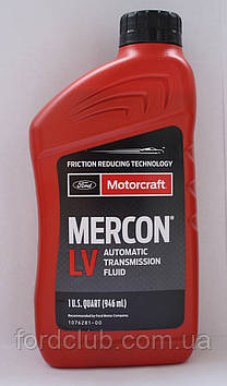Для коробки передач Ford Edge 2009-2018; Motorcraft Mercon LV