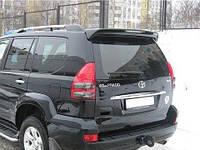 Спойлер багажника TOYOTA LAND CRUISER PRADO 120 02-09 с стопом цвет черный 202