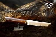 """Нож """"Танто"""" 142х27х4мм с ручкой из айронвуд"""