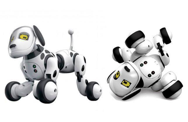 Smart Dog 9007A Собака-Робот на радиоуправлении