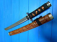 "Самурайский нож танто сувенирный ""Brown dragon ""47 см"