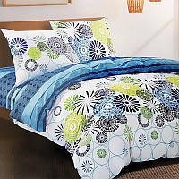 Комплект постельного белья полуторный Elway 5052  Summertime