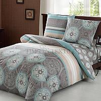 Комплект постельного белья полуторный Elway 3361  Antalya