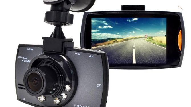 Видеорегистратор автомобильный G30 Full HD 1080P