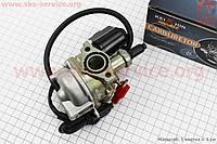 Карбюратор Honda DIO50 AF18/27/28/34 (d=18,5) ( НЕ оригинал ) на скутер