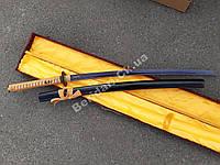 Самурайский меч катана  blue  damask   в оригинальной подарочной коробке