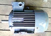 Электродвигатель електродвигун общепромышленный АИР 112 М4 5,5 кВт 1500 об/мин.