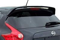 Спойлер Nissan Juke черный (в цвет), фото 1