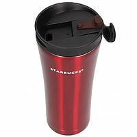Термокружка тамблер Starbucks Старбакс кружка термос 500 мл Red(TER 9225-206 Red)
