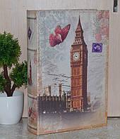 Большая книга сейф Биг Бен 34см, фото 1