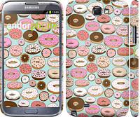 "Чехол на Samsung Galaxy Note 2 N7100 Пончики в глазури ""2876c-17"""