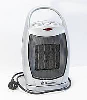 🔝 Тепловентилятор поворотный электро обогреватель, Domotec MS 5905 1500 W, электрический дуйчик   🎁%🚚