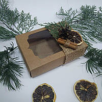 Коробочка подарункова 130х90х35, фото 1