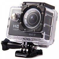 Экшн камера Sports Cam W9 с Wi-Fi. FullHD (Original)