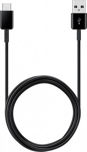 Кабель USB - Type-C Optima Light Speed 1 метр самый дешёвый черный