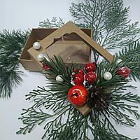 Коробка з декором 130х90х35 мм., фото 1