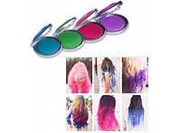 Цветные мелки для волос Hot Huez 206-1231411