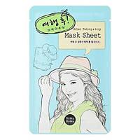 Тканевая маска после путешествий After Mask Sheet  After Taking A Trip Holika Holika