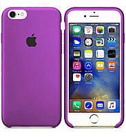 Чехол Apple Silicone Case для iPhone 7/8 Purple