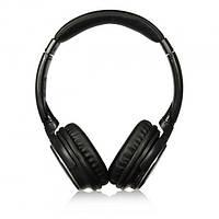 Беспроводные Bluetooth стерео наушники NIA Q1 с МР3 и FM Black