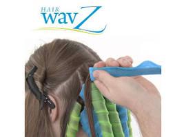 Волшебные бигуди для волос любой длины Hair Wavz 231-2062298