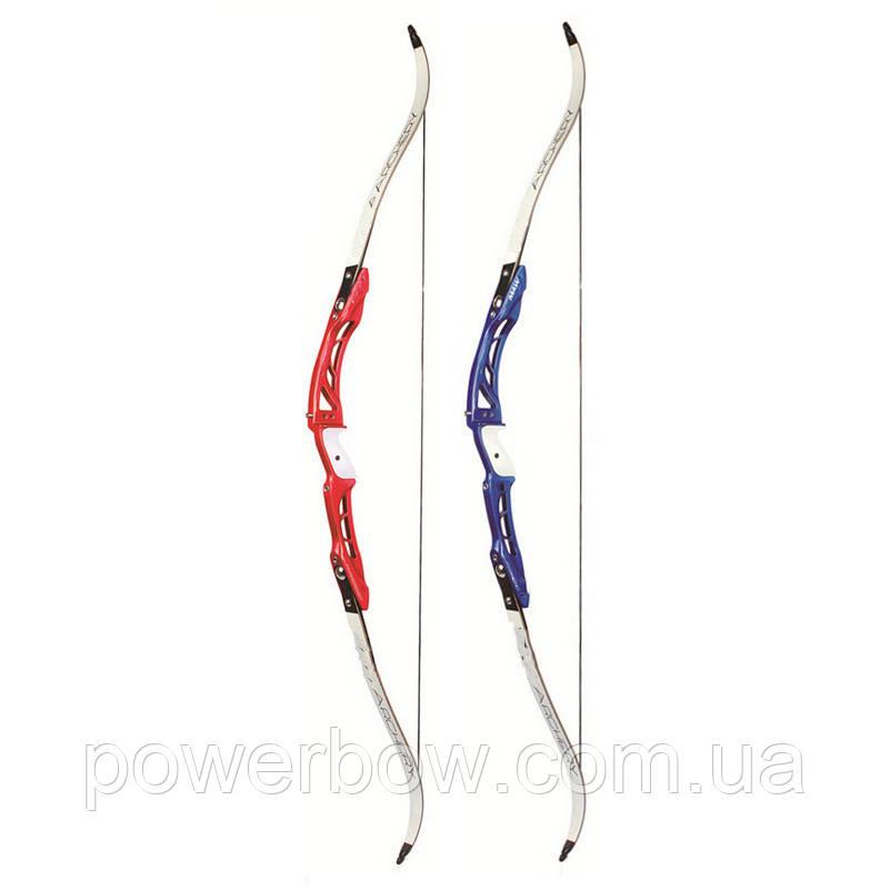 Карбоновий спортивний лук для стрільби Junxing f165 Сarbon ILF