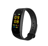 Фитнес-браслет  ukc Smart Band M5 Черный