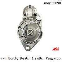Стартер на Opel Antara, Chevrolet Captiva, 2.4 i, Опель Антара, Шевроле Каптіва 2.4 бензин, AS S0098