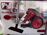 Циклонный пылесос Promotec PM-655 3000W