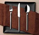 Набор столовых приборов из 3 предметов Xiaomi Huo Hou Fire Stainless Steel Cutlery spoon Silver, фото 2