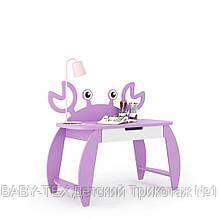 Веселый детский стол КраБс.