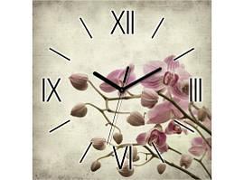 Часы квадратные Сакура 110-1083255