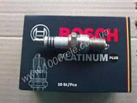 Свечи зажигания 2110 (8 кл.) (Bosch) платина WR7DPP30X