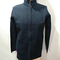 Мужской свитер / синий