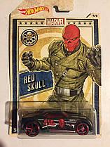 Машинка  Hot Wheels Red Skull Bully Goat
