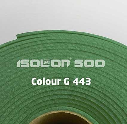 Изолон 500 ППЕ  2 мм , травяной