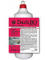 Моющее средство для сантехнических поверхностей ХЛОР АКТИВ 1:4 DazhBO Professional 1л