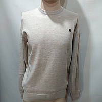 Мужской свитер / бежевый, фото 1